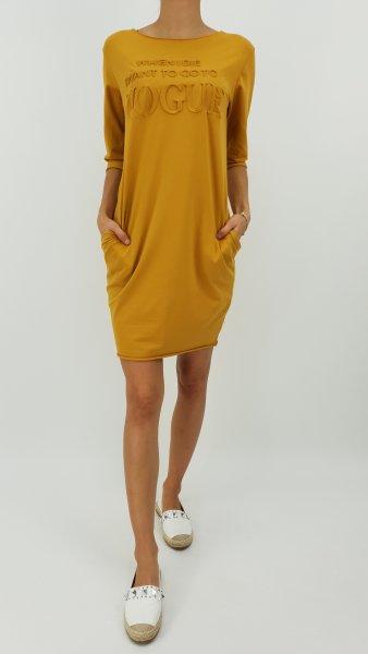 Šaty Vogue s vreckami  519f452eb99