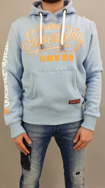 Mikina SuperDry M20997NT
